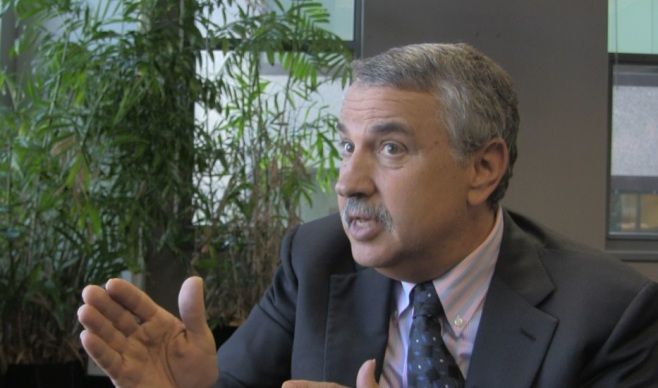 thomas friedman still